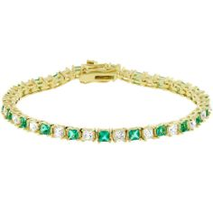 Jewelcology - Irish Isle Tennis Best Bracelet, $55.00 (http://jewelcology.com/irish-isle-tennis-best-bracelet/)