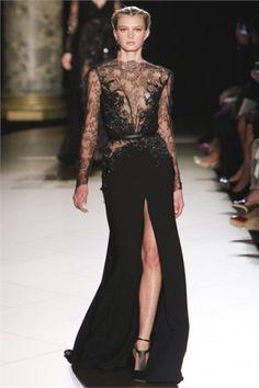 Elie Saab 2012-13 Haute Couture Sonbahar/Kış Koleksiyonu   9   Galeri - Kadın ve Kadın