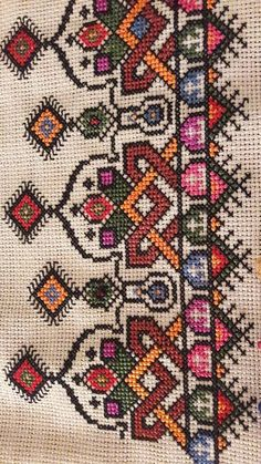 Berra Naz Yağcı's media content and analytics Cute Cross Stitch, Cross Stitch Borders, Cross Stitch Flowers, Cross Stitch Designs, Cross Stitch Embroidery, Hand Embroidery, Cross Stitch Patterns, Embroidery Designs, Crochet Patterns