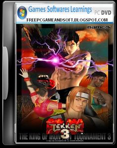 Tekken 3 Free download PC Game Full Version   Download PC Games And Softwares For Free