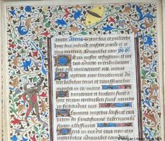 Book of Hours, MS M.28 fol. 29v - Images from Medieval and Renaissance Manuscripts - The Morgan Library & Museum