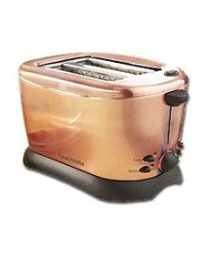oster copper toaster