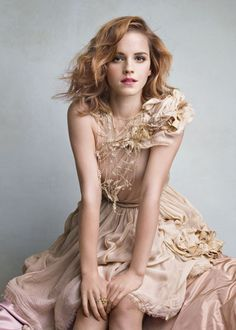 One Bewitching Coed, Emma Watson dress