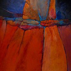 Grand Canyon 2, 06408 por Carol Nelson ~ Acrílico 36 x 36