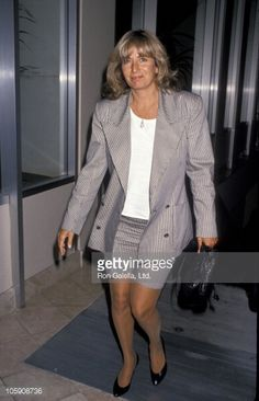 Penny Marshall during 13th Annual Women In Film Crystal Awards at Century Plaza Hotel in Century City, California, United States.