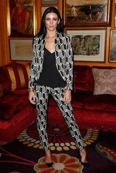 Pin for Later: These Stars Are Turning Our Heads Away From Fashion Week Liberty Ross Liberty Ross at the Genetic x Liberty Ross launch event.