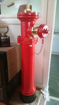 Fire hydrant  https://www.facebook.com/rusticindustrial3280/