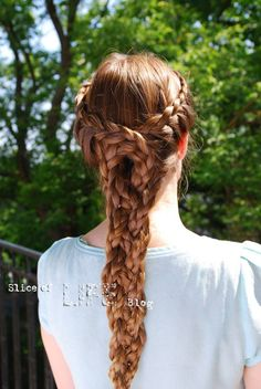 LOTR Arwen's hair- so pretty!!