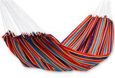 One Kings Lane - Mix It Up - Carnival Rainbow Hammock, 4' x 10'