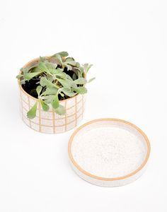 grid planter // new arrivals