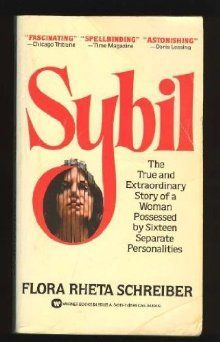 Sybil by Flora Rheta Schreiber.  I read this book when I was in highschool, then again about 15 years later.  Sybil developed 16 personalities to help deal with her childhood abuse.  One of those books that you never stop thinking about.