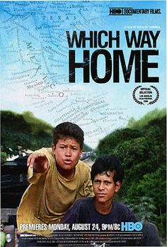 """which way home"" is one of my favorite documentaries. It is about children who make a dangerous journey on top of trains from Mexico to the US all for the chance of a new life and freedom. Very eye-opening and sad."