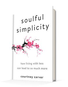 Just gathering resources for the big toss. Soulful Simplicity - Be More with Less