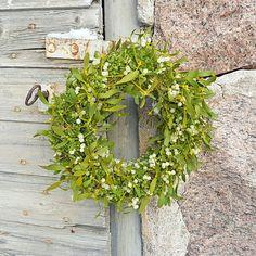 Wreath#krans#mistel#winterwreath#decoration#florist#