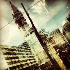 CityHall Philly reflections