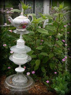 garden totem