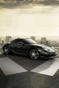 Cayman S Design Edition