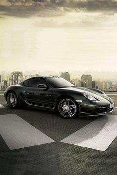 Porsche Cayman S Design Edition.