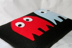 pac man cushion