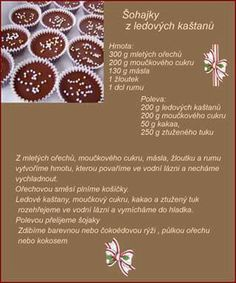 Gastanove suhajdy Christmas Baking, Christmas Cookies, Merry Christmas, Taste Of Home, Cake Cookies, Diy And Crafts, Sweets, Eat, Food