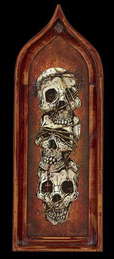 The Ties That Bind by David Lozeau