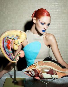 'Under My Skin' by Lucia Giacani
