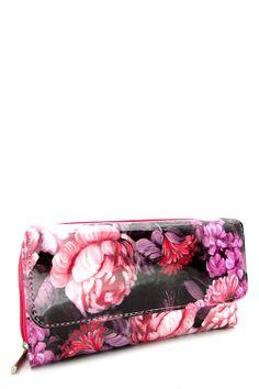 Rosey Clutch! #wholesalehandbags Wholesale Handbags, Different Colors, Wallet, Style, Wholesale Purses, Swag, Purses, Diy Wallet, Purse