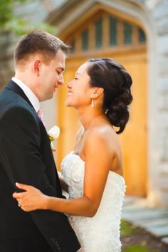Eric & Eurae's personalized, multicultural DC wedding! Images by Pier23 Photography.