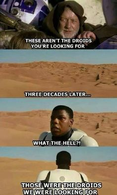 star wars the force awakens meme - Google Search  #RePin by AT Social Media Marketing - Pinterest Marketing Specialists ATSocialMedia.co.uk