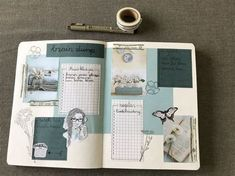 Bullet Journal Lettering Ideas, Bullet Journal Notebook, Bullet Journal School, Bullet Journal Ideas Pages, Bullet Journal Inspiration, Art Journal Pages, Kalender Design, Bullet Journal Aesthetic, Creative Journal