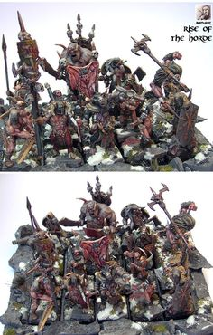 Rise of the Horde - Chaos Marauders