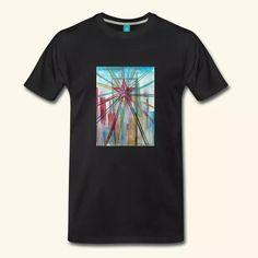 New York Star  Camiseta premium hombre  https://shop.spreadshirt.es/diegomanuel/new+york+star-A5ae23778c80563593b4f0cbe?productType=812&appearance=2  #love #inspiration #artist #popart #argentina  #art #artwork #geometric #circulos #home #deco #interior #interiordesign #illustration #decor #instahome #acrylic #creativity #creative #acrylicart #visualart #photo #artprint #graphic #design #graphicdesign
