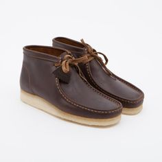 Clarks Originals Wallabee Boot Beeswax   Our Daily Edit