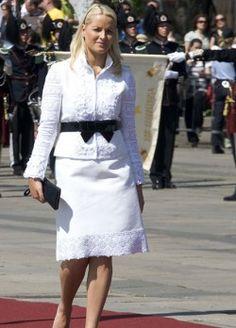 Crown Princess Mette-Marit.