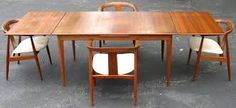 midcentury dining room - Google Search