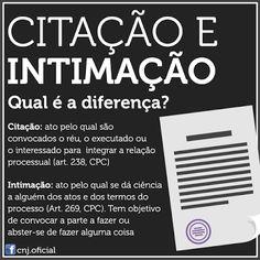 AG - Araújo Gonçalves Advocacia: Citação e Intimação