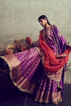 Sharara, Anarkali, Lehenga, Designer Gowns, Designer Wear, Jayanti Reddy, Festival Fashion, Jacket Dress, Indian Fashion