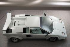 1986 Lamborghini Countach LP5000S QV - Coachwork by Bertone