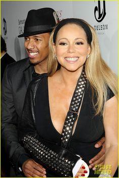 "Celeb Diary: Mariah Carey & Nick Cannon la premiera ""The Butler"" in New York"