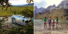 """This family embraces """"life in the slow lane"""" on their never-ending road trip"""
