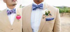 Bowties! Casa Real Wedding Photography: Neevee + Carlo