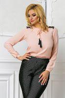 bluze-dama-ieftine-online-11 Ruffle Blouse, Women, Fashion, Moda, Fashion Styles, Fashion Illustrations, Woman