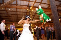 Top 10 Dance-Free Entertainment Ideas For Your Wedding Guests! {Kaylan Buteyn Photography}
