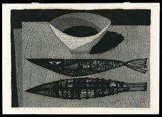 Tamami Shima - Fish, 1999
