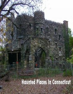 Complete list of haunted places & history in Connecticut and how to ghost hunt. Have you ever dreamed of being a ghost hunter? How about visiting every haunted place in your territory? This book is everything you need to get you started in the world of ghost hunting!