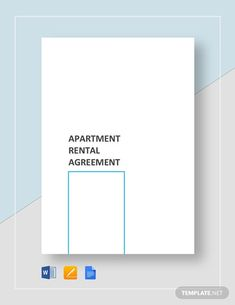 House Rental Agreement Template - Word (DOC)   Google Docs   Apple (MAC) Apple (MAC) Pages   Template.net Rental Agreement Templates, How To Improve Relationship, Word Doc, Letter Size, Being A Landlord, Rental Apartments, Bar Chart, Google Docs, Social Media