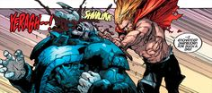 Thor's Jarnbjorn | This issue had a guest artist, Russell Dauterman was doing the artwork ...