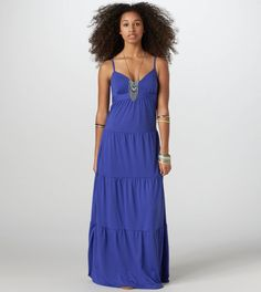 Maxi dresses, casual and lovely