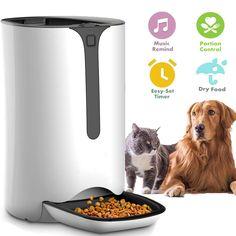 Dog Feeder Automatic, Dog Treadmill, Pet Camera, Pet Feeder, Medium Dogs, Large Animals, Cat Food, Puppy Love, Pet Supplies