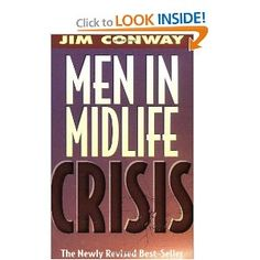 Men in Midlife Crisis  This book will help men to understand that they aren't alone and help women realize how similar men are that  are going through their midlife crisis.  {affiliate link}
